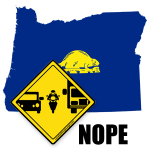 Oregon Lane Splitting Bills Both Dead